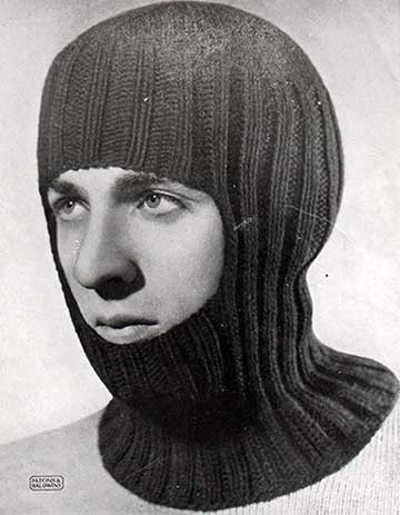 Chelsea Bridge Balaclava Knittingand Fascinating Balaclava Knitting Pattern