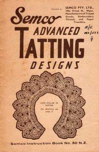Semco Advanced Tatting Designs C1930