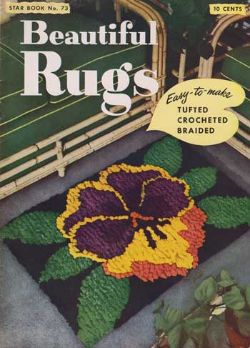 Beautiful Rugs - Star Book 73 - cover