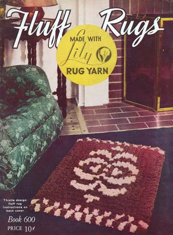 Fluff Rugs - Book 600 cover