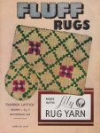 Fluff Rugs – Leaflet 241-H