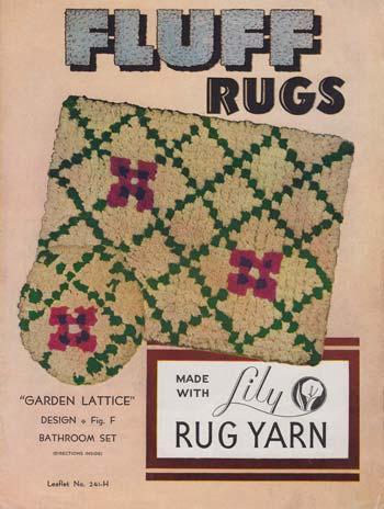 Fluff Rugs - Leaflet 241-H
