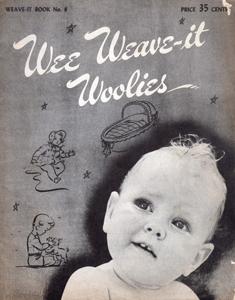 Wee Weave-It Woolies cover