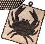 Crab Potholder