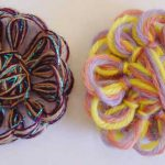 Crazy Daisy Loomed Flowers
