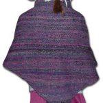 The Dishcloth Shawl