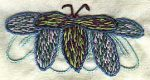 Dragonfly Hand Embroidery Design