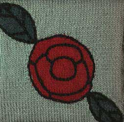 Erté Rose