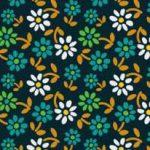 1930's Flower Pattern