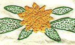 Flower Hand Embroidery Design