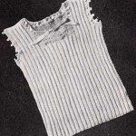 Frances Baby Vest
