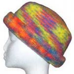 Sweet 16 Knit & Felt Hat