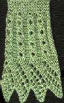 Ida's Fluted Lace