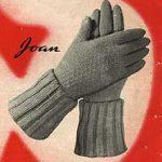 Joan, Gauntlet Gloves