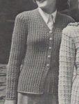 Lorna Lady's Cardigan