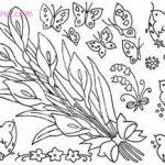 Easter Flowers c1950