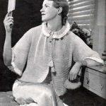 Madge Dressing Jacket