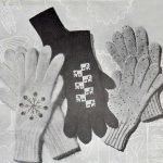 Maple, Lady's Gloves
