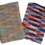 Mock-Woven Tea Towel