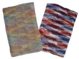 Mock Woven Tea Towels
