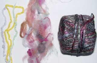yarn and fibers