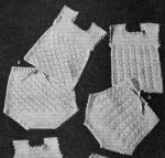 Vest and Knickers – Pattern or Plain