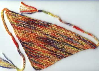 Rainbow Kerchief