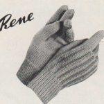 Rene Children's Gloves