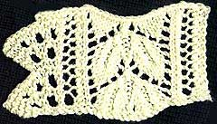 Rose Leaf Lace
