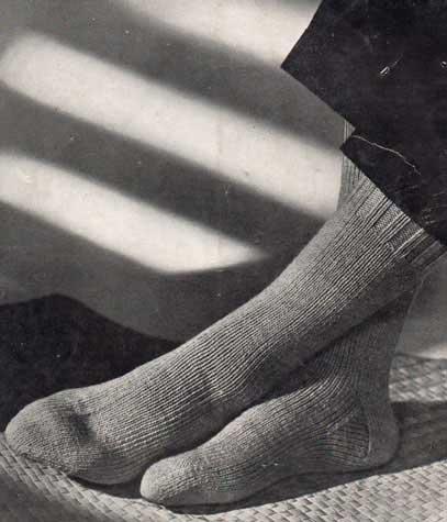 plain vanilla socks