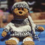 1 Foot Stocking Cap for Beanie Bears