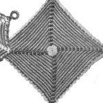Square Pinwheel Potholder