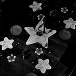 Star Shaped Dinner Mats