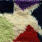 Star Pocket Knitting Chart