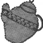 Teapot Potholder