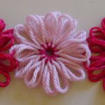 Joining Loomed Flowers as You Go