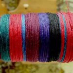 Self Striping Yarns (drum carder optional)