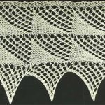 Triangle Lace and Triangle Insertion
