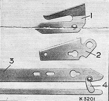 Knife on the UK Singercraft guide