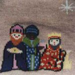 Nativity Sweater Knitting Chart