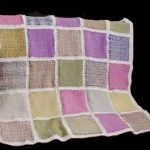Hand Loom Country Style Afghan