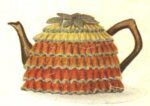Daffodil Stitch Tea Cosy from 1929