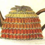 Daffodil Stitch Tea Cosy from 1929