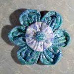 Suffolk Puff/Yo-Yo Flower