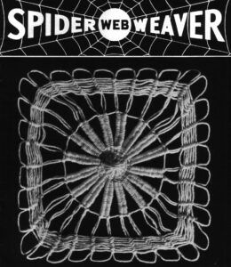 Nun's Spider Web Weaver cover