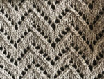Chevron Stitch (Lace)