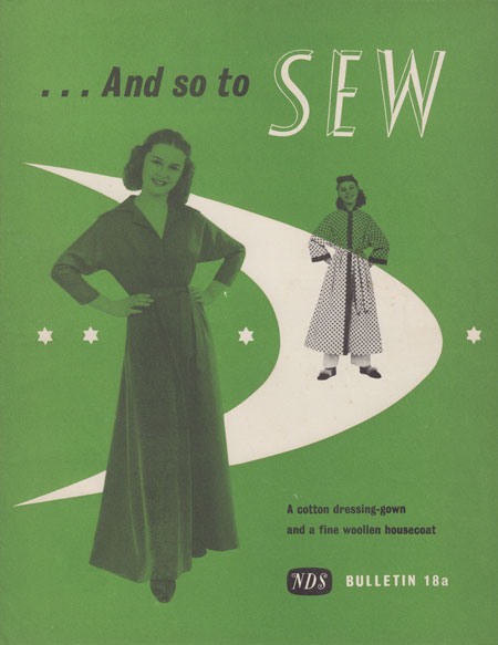 And Sew to Sew 18a by The Needlework Development Scheme