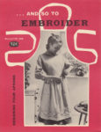 And So To Embroider 25b – Designing Aprons