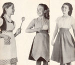 And So To Sew 3a – Aprons and Dirndl Skirts