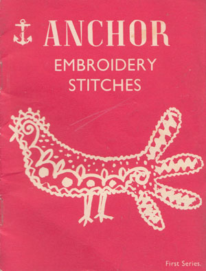 Anchor Embroidery Stitches Series 1